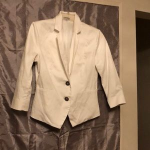 White Dress Jacket